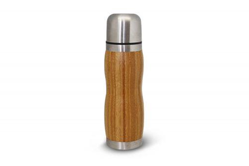 Rigbee Bambus Thermokanne