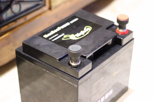 Rigbee MaxBeePower 12V50Ah Liionen Akku (LiFePo4)