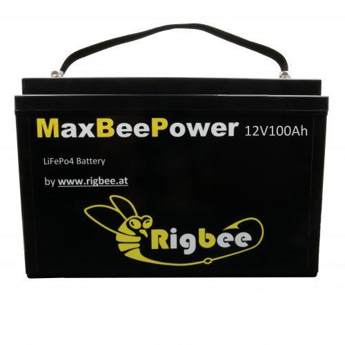 Rigbee MaxBeePower 12V100Ah